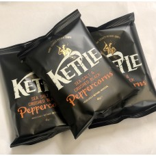 Kettle Chips Salt and Peppercorns Individual Packet