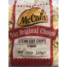 Mccains Frozen Beefeater Chips