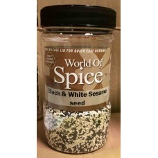 Black and White Sesame Seed