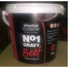 Essential Cuisine No1 Beef Gravy Mix