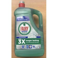 Fairy Washing-Up Liquid 5litre