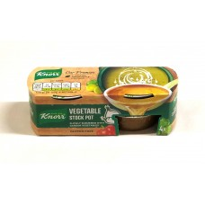 Knorr Vegetable Stock Pot x4