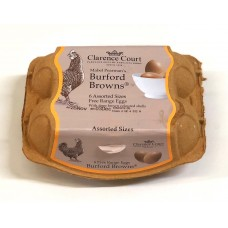 Clarence Court Burford Browns 6 eggs