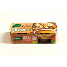 Knorr Chicken Stock Pot x4