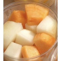 Mixed Melon Pieces 150g Pot