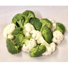 Broccoli & Cauliflower Florets 500g