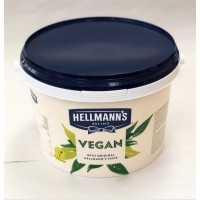 Hellmans Vegan Mayonaise  2.62LITRE TUB